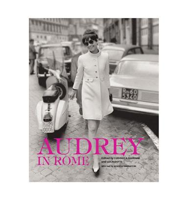 WEBSM-Audrey-in-Rome-book